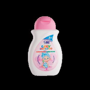 شامپو سر و بدن بچه