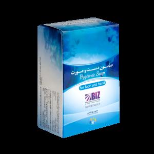 صابون زیبایی BIZ-بسته ۶ عددی