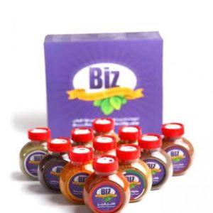 پک ۱۲ عددی ادویه BIZ