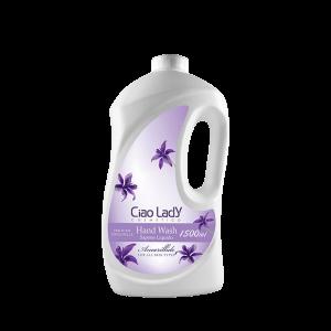 مایع دستشویی چائو لیدی