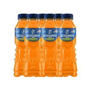 نوشیدنی ورزشی داینامین پرتقال