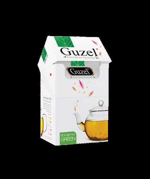 چای سبز گوزل